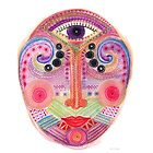 the all seeing tranquility mask by nuanz