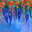 Eternal Flowers no. 1 by Lisafrancesjudd