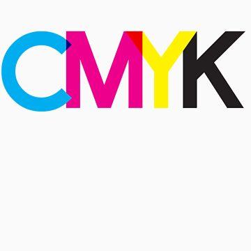CMYK by Kidestro