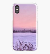 Lilac dawn iPhone Case/Skin