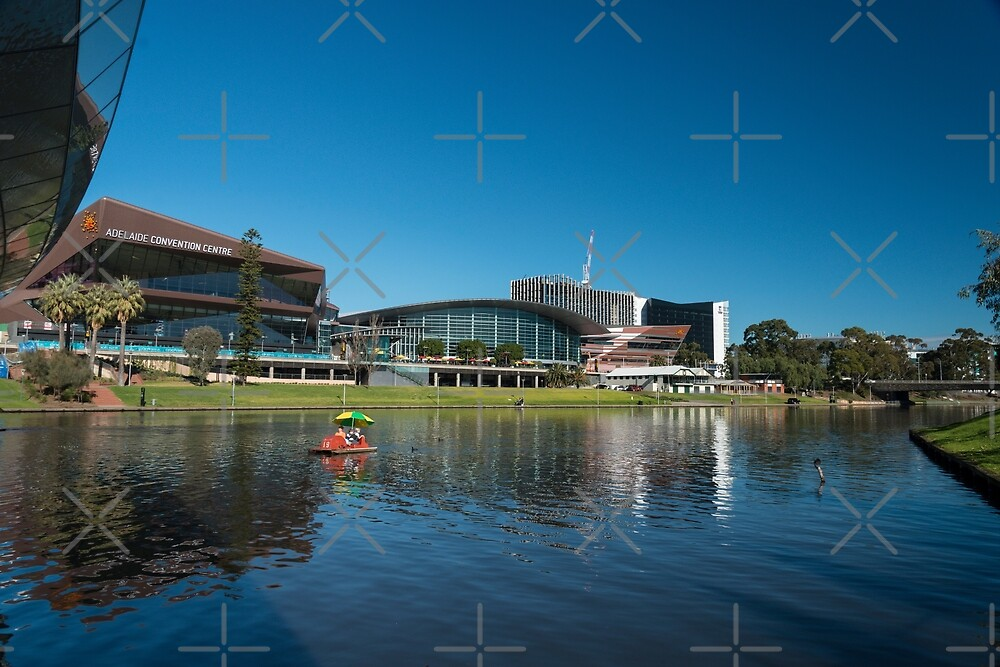 River Torrens, Adelaide, South Australia by SusanAdey
