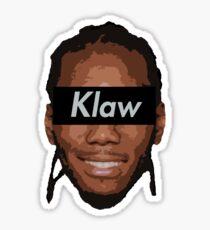 Klaw 2 Sticker