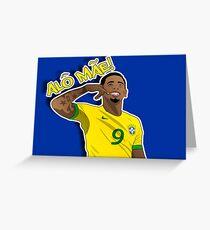 Alo Mae Greeting Card