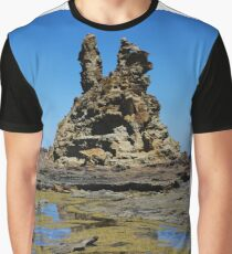 Sandstone Sea Stack Graphic T-Shirt