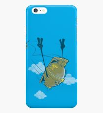 BORN TO KILL -  funny  army grenade iPhone 6s Plus Case