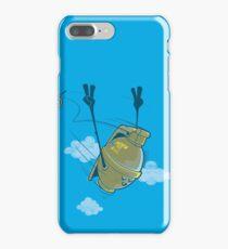 BORN TO KILL -  funny  army grenade iPhone 7 Plus Case