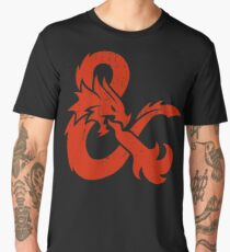 Dungeons & Dragons Men's Premium T-Shirt