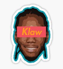 Klaw 4 Sticker