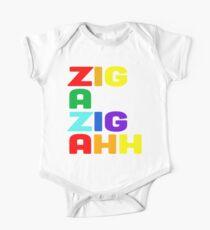 ZIG A ZIG AHH One Piece - Short Sleeve