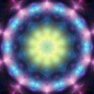 Another orbit around the sun by KalKaleidoscope