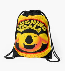 Laughing Koala Logo Drawstring Bag