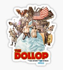 The Dollop 2014 - (T-Shirt) Sticker