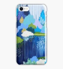At The River Bend iPhone Case/Skin