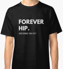 Gord Downie Tribute Classic T-Shirt