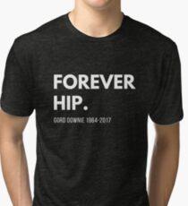 Gord Downie Tribute T-shirt  Tri-blend T-Shirt