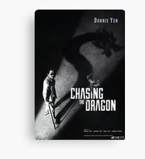 Chasing the Dragon Canvas Print