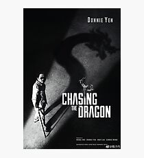 Chasing the Dragon Photographic Print