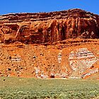 Arizona Mesa by Buckwhite