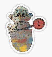 yup. Monkey Sticker