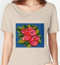 A Big Bouquet of Flowers Women's Relaxed Fit T-Shirt