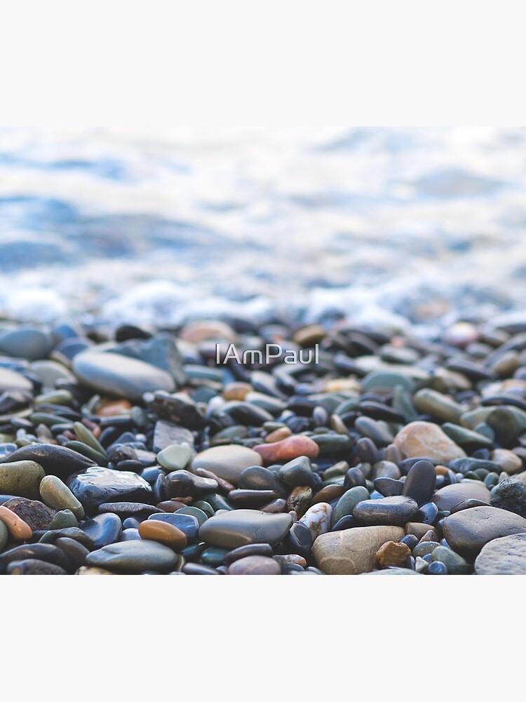 Pebbles on the Beach by IAmPaul