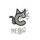 cat by KARTICK DUTTA