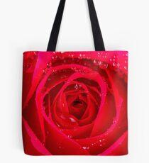 Rose Macro Tote Bag