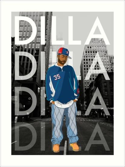 Dilla by thekhob