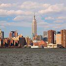 New York Skyline by IAmPaul