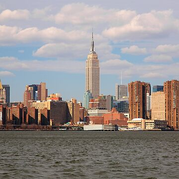 New York Skyline by IAmPaul
