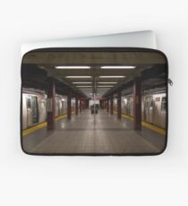 New York Subway Laptop Sleeve