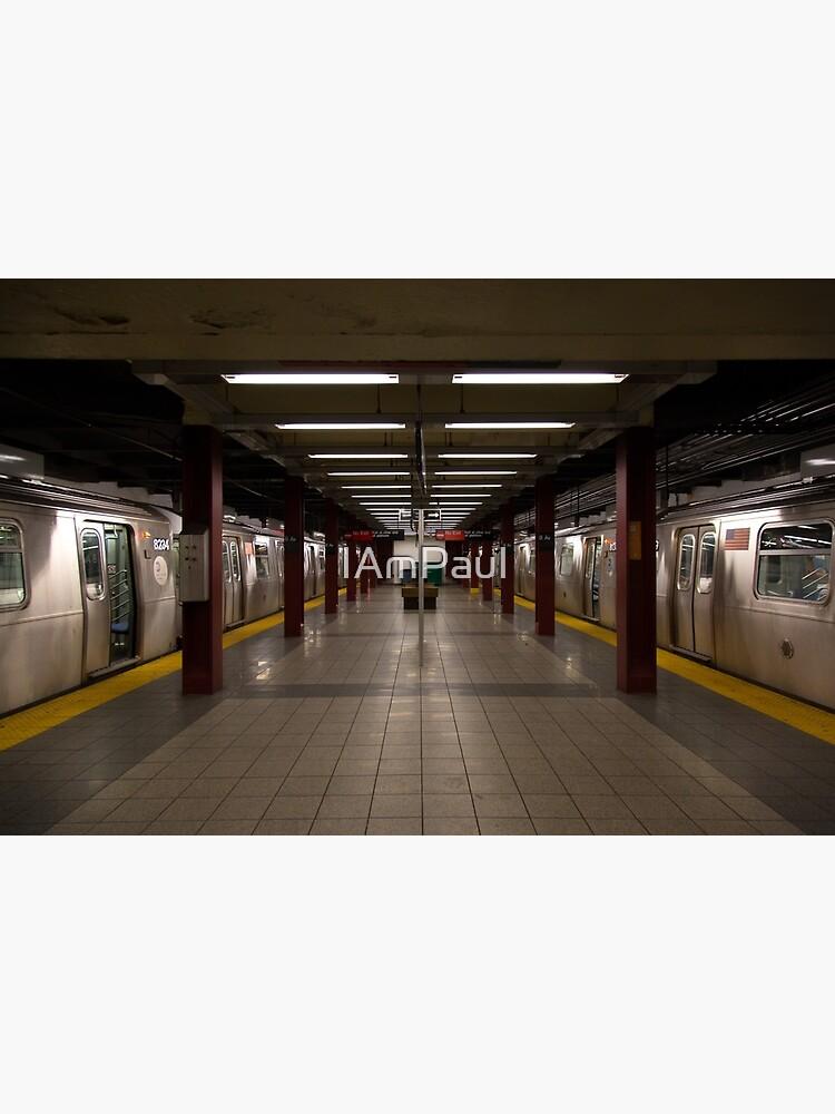New York Subway by IAmPaul