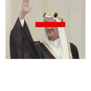 Hypebeast Saudi King by lukesauds