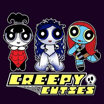 Creepy Cuties by brostephhhx