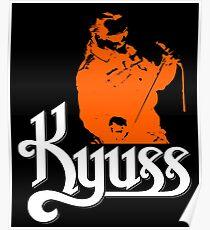 kyuss Poster