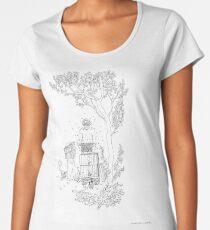 beegarden.works 004 Premium Scoop T-Shirt