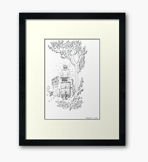 beegarden.works 004 Framed Print