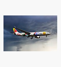 TAP Portugal Airbus A330-343 Photographic Print