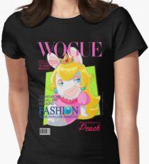 Fashion Peach T-Shirt
