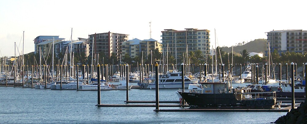 Mackay Harbour by KylieB