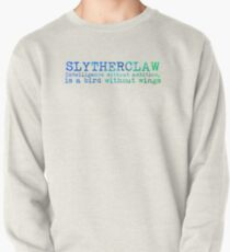 Slytherclaw Quote Pullover