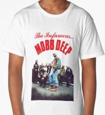 Mobb Deep The Infamous cover art Long T-Shirt