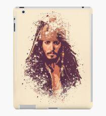 Vinilo o funda para iPad Piratas del Caribe, salpicadura de Jack Sparrow