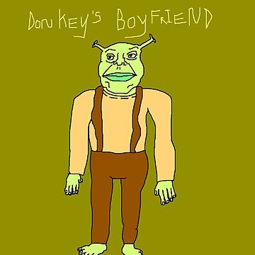 Shrek is Donkey's Boyfriend by dbodey