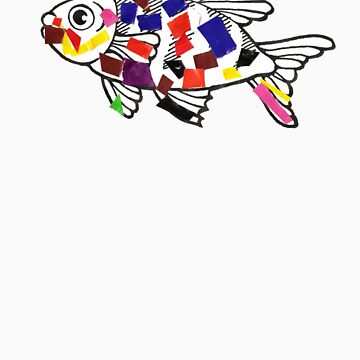 Rainbow Fish by Morgan5