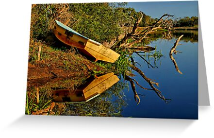 """""""Creekside Reflections"""" by Phil Thomson IPA"""