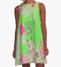 Ariel Garden by hyndussidart.com A-Line Dress