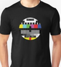 TV Test Card T-Shirt