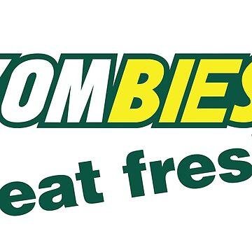 Zombies essen frisch von Purakushi