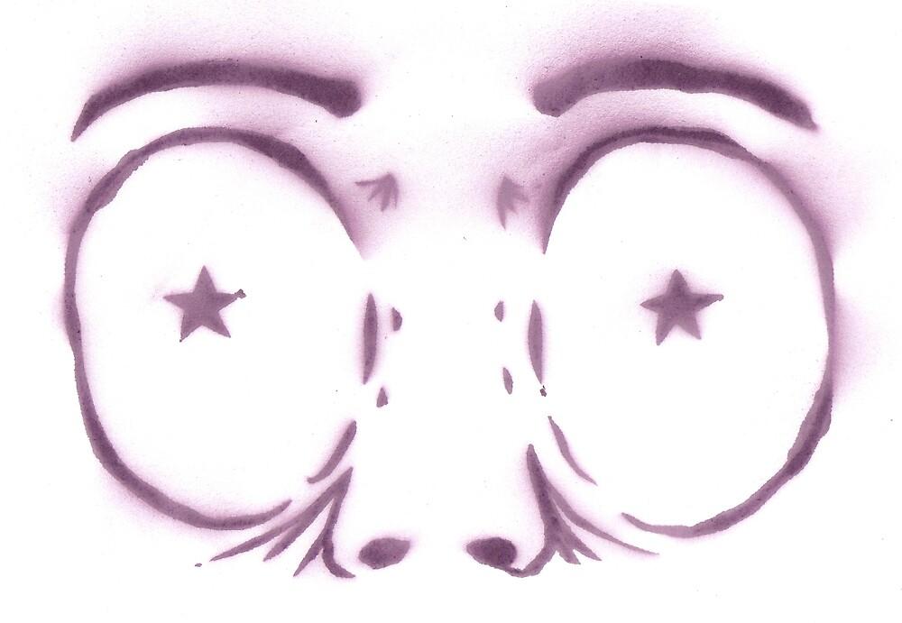 eyes  by byronC